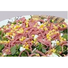 Jambonlu Bahar Salata